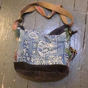 Lucky Brand Weekender Travel Bag